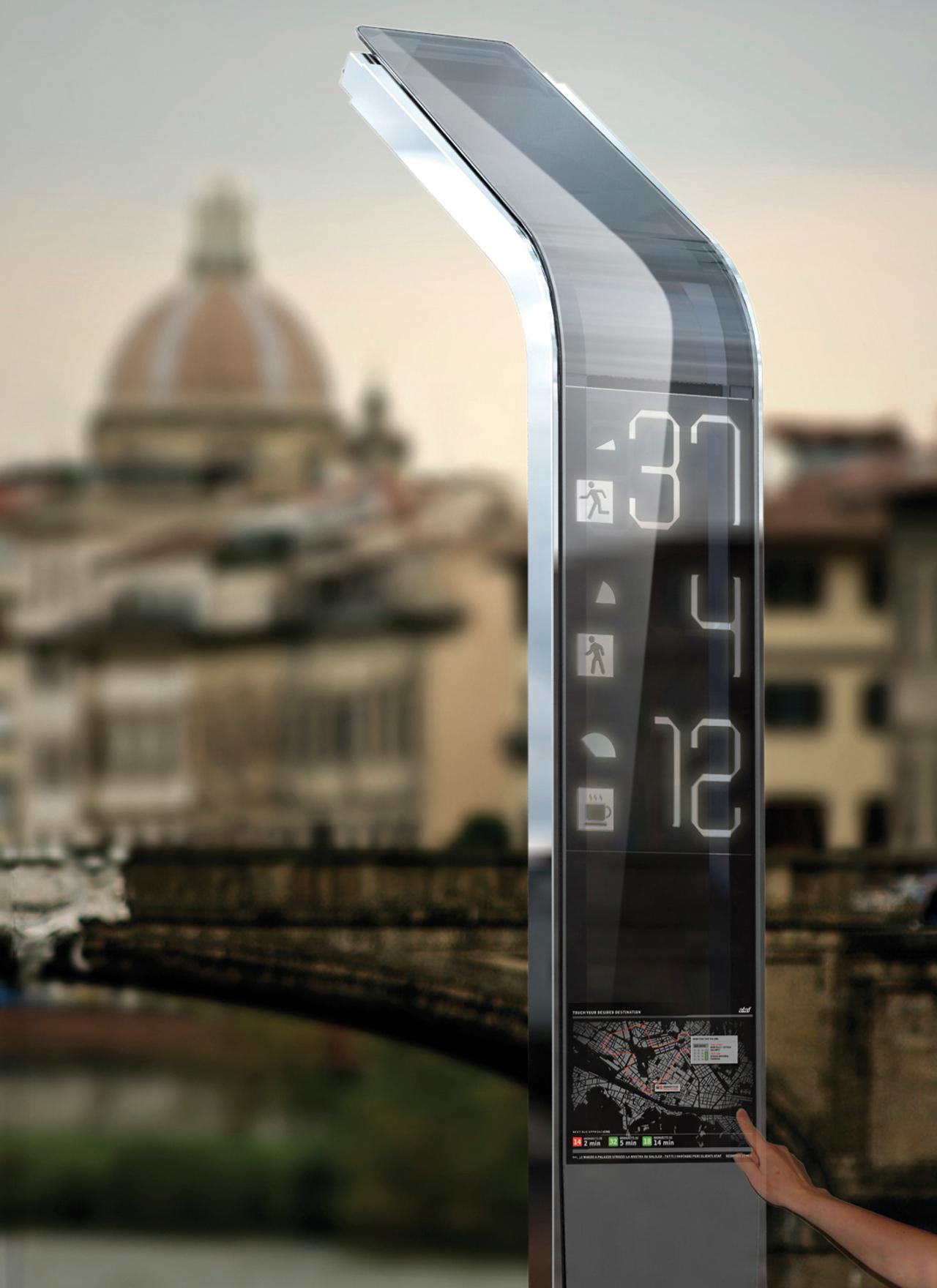 SENSEable city Carlo Ratti Stream 03  PCA-Stream