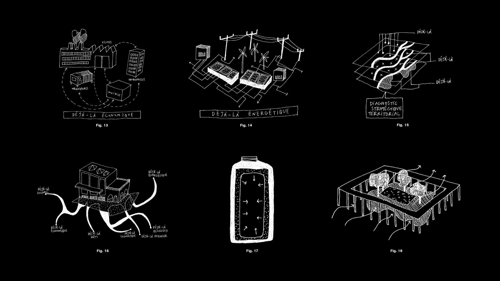 diagrams Olympe Rabaté  Franck Boutté Stream 02  PCA-Stream