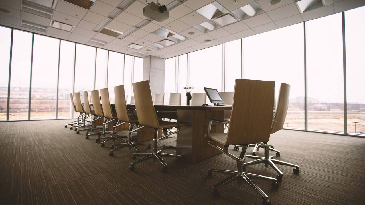 Salle de réunion corporate Jan-Peter Kastelein Stream 02 PCA-STREAM