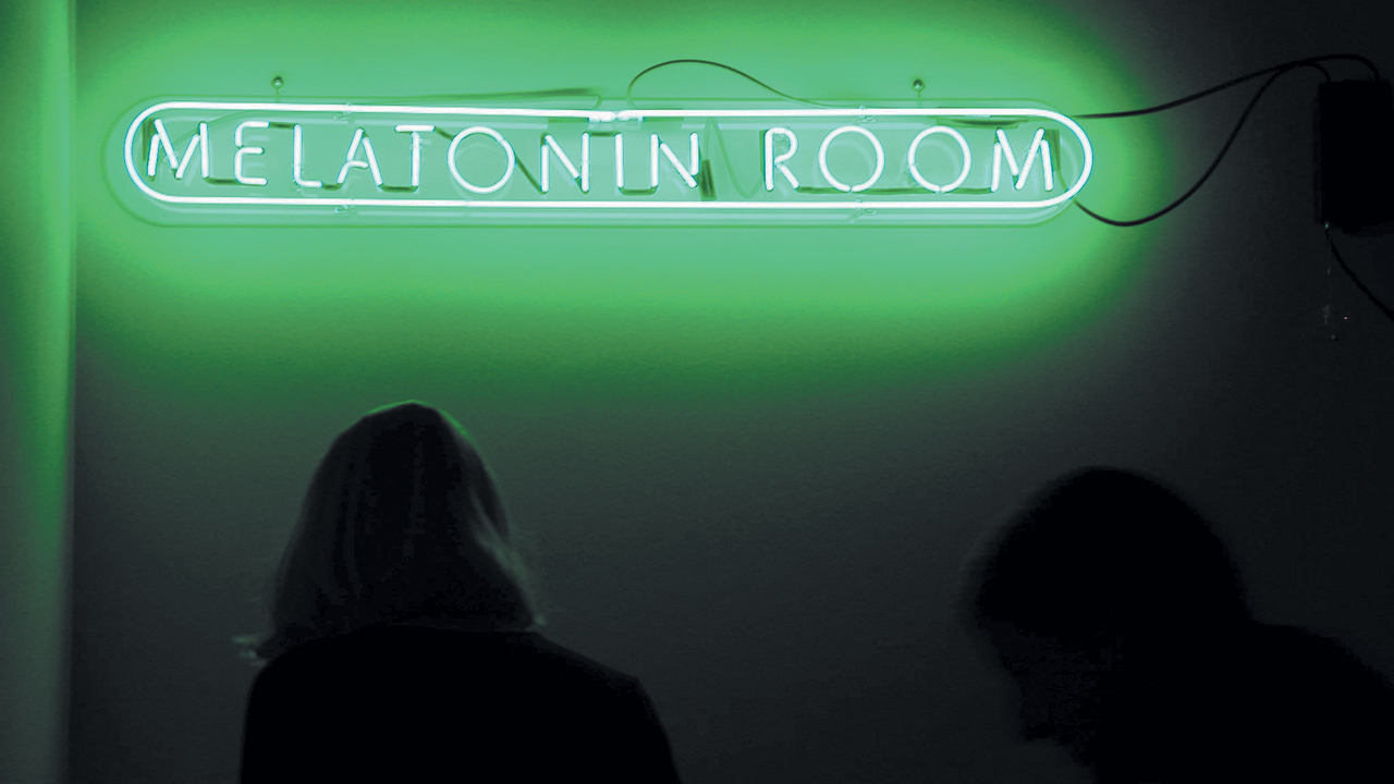Melatonin Room  Philippe Rahm Stream 02 PCA-Stream