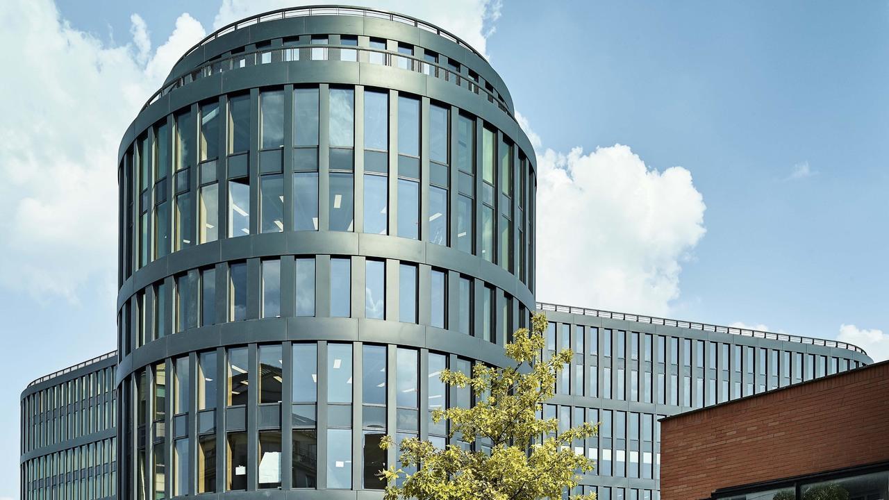 immeuble bureaux BEPOS issy-les-moulineaux PCA-STREAM