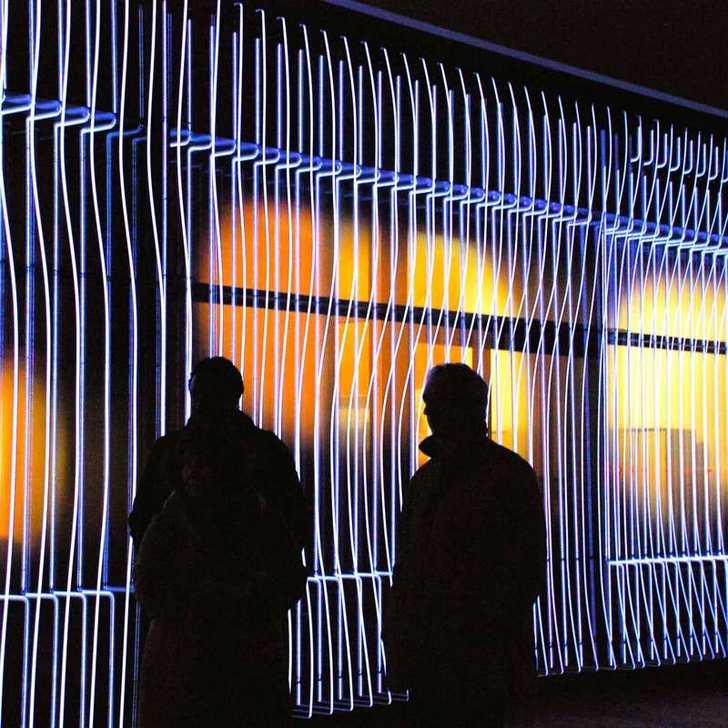 CCC PCA-STREAM façade lumineuse