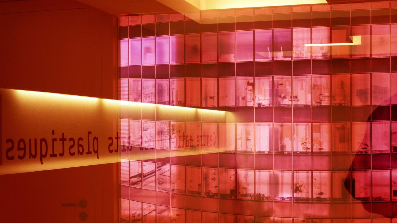 CNAP PCA-STREAM vitre reflet lumière
